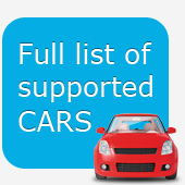 supported cars icon